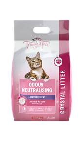 Crystal Cat Litter - Lavender Scented