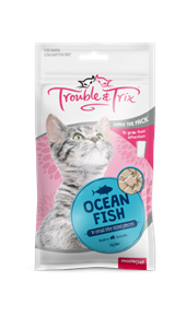Cat Treats - Ocean Fish