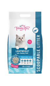 Lightweight Cat Litter