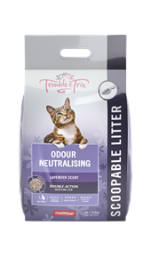 Clumping Cat Litter - Lavender Scent