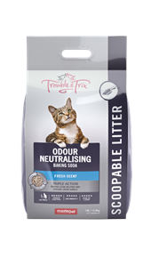 Baking Soda Clumping Cat Litter